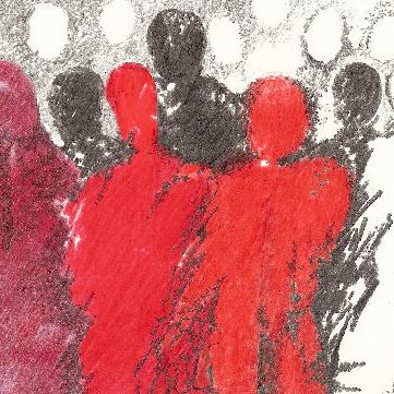 Rote Gruppe-Grete Werner-Wesner